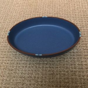 *NWOT* Dansk Mesa Sky blue serving dish